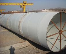 螺旋缝焊接钢管制作介绍【螺旋钢管厂】