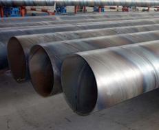 L360M材质螺旋钢管323.9*7.1天然气管道