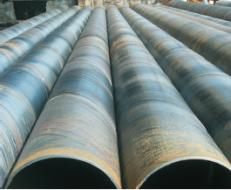 Q345B双面埋弧焊螺旋缝钢管厂家