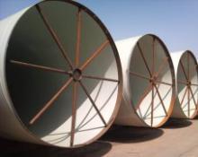 污水处理厂用环氧煤沥青防腐螺旋钢管价格