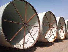 专业生产大口径厚壁螺旋钢管厂家